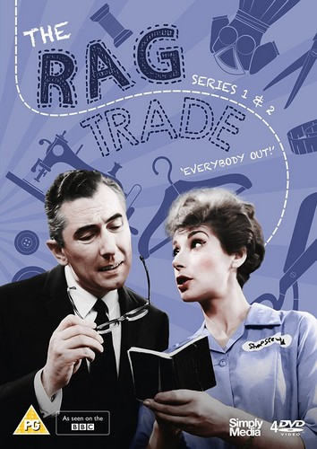 The Rag Trade Boxset - Series 1 & 2 (DVD)