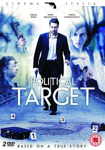 Political Target - Based on a True Story (DVD)