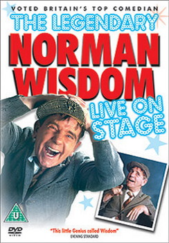 Norman Wisdom - Live On Stage (DVD)