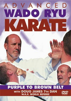 Advanced Wado-Ryu Karate (DVD)