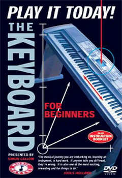 Beckmann - Keyboards For Beginners (DVD)