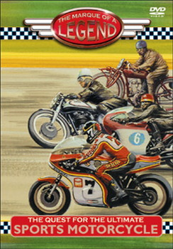 Marque Of A Legend : Bikes (DVD)