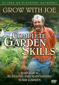 Grow With Joe - Complete Garden Skills With Joe Maiden (DVD)
