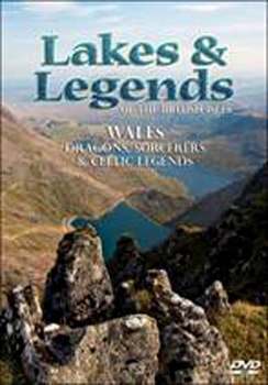 Lakes And Legends: Wales - Dragons  Sorcerers And Celtic Legends (DVD)