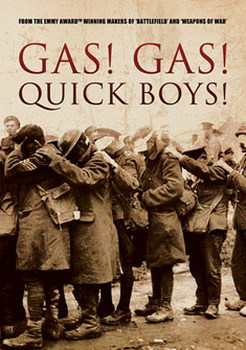Gas! Gas! Quick Boys! (DVD)