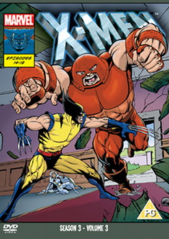 X-Men - Season 3 Volume 3 (DVD)
