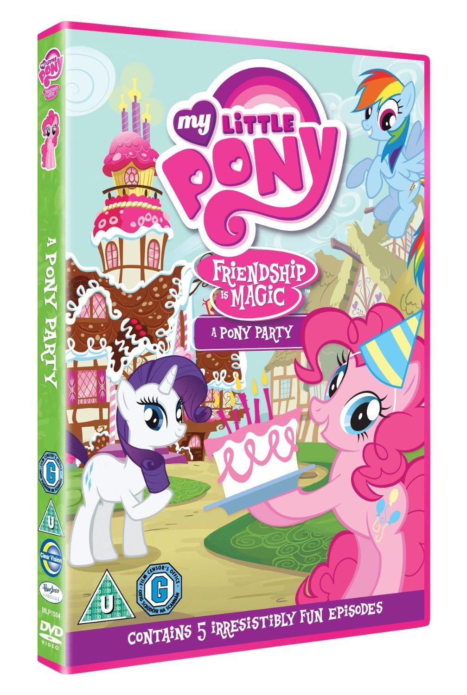 My Little Pony: A Pony Party (DVD)