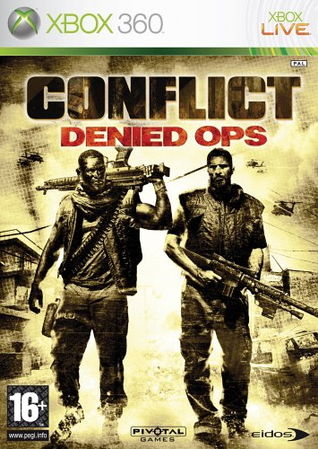 Conflict Denied: Ops (XBox 360)