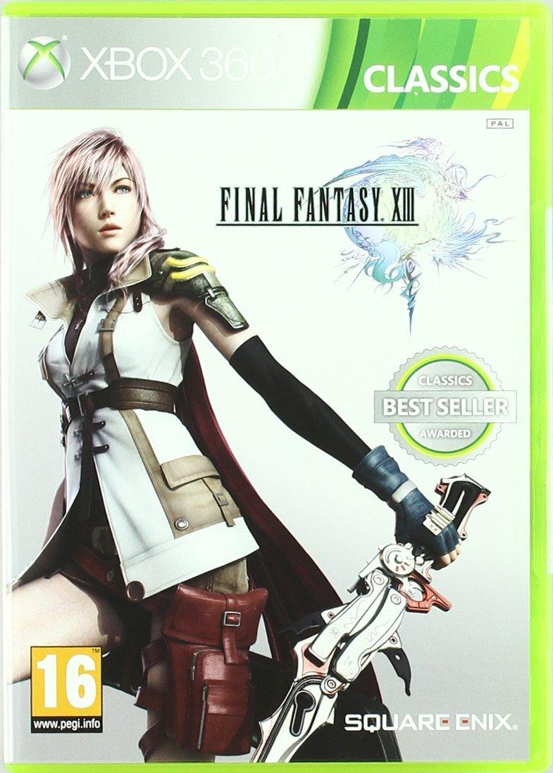 Final Fantasy XIII - Classics (Xbox 360)