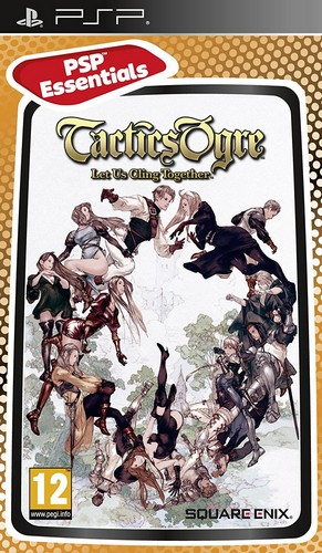 Tactics Ogre - Essentials (PSP)