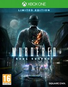 Murdered: Soul Suspect Limited Edition (Xbox One)