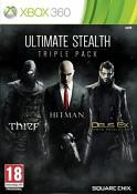 Ultimate Stealth Triple Pack - Thief/Hitman Absolution/Deus Ex (Xbox 360)