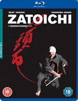 Zatoichi (Blu-Ray) (DVD)