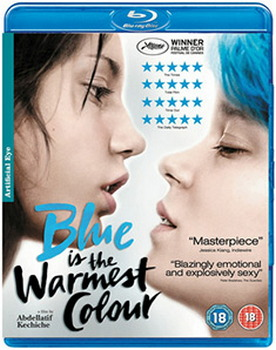 Blue Is The Warmest Colour (Blu-Ray) (DVD)