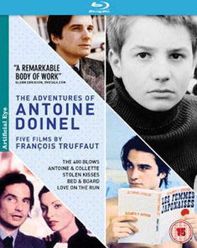 The Adventures of Antoine Doinel: Five Films by Fran?