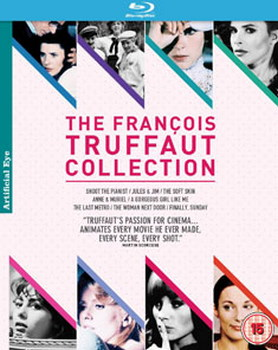 The Francois Truffaut Collection (Blu-ray)