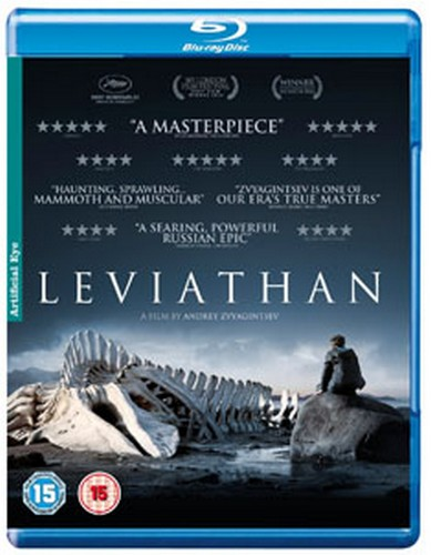 Leviathan (Blu-Ray) (DVD)