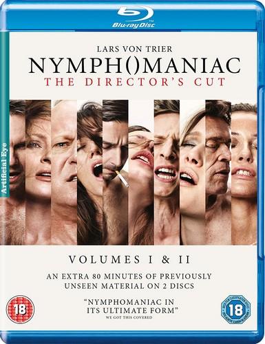 Nymphomaniac Volumes I & Ii Directors Cut (Blu-Ray) (DVD)