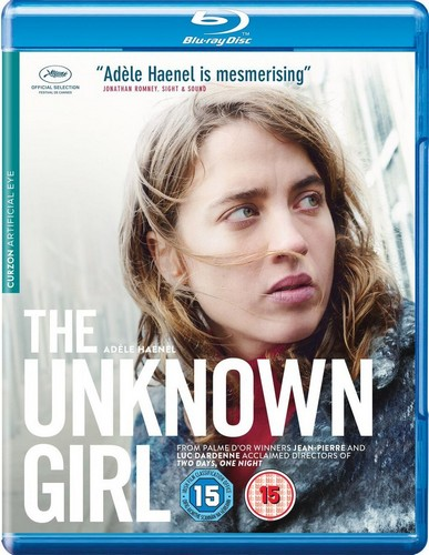 The Unknown Girl (Blu-ray)