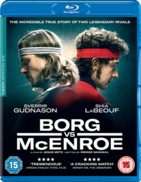 Borg Vs McEnroe (Blu-ray)