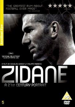 Zidane - A 21St Century Portrait (DVD)