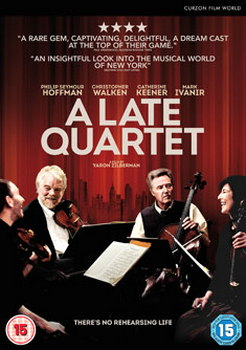 Late Quartet (DVD)