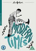 Modern Times - Charlie Chaplin (DVD)