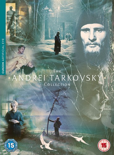 Sculpting Time - The Andrei Tarkovsky Collection (DVD)