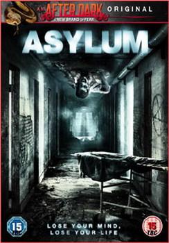Paranormal Asylum (DVD)