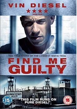 Find Me Guilty  (DVD)