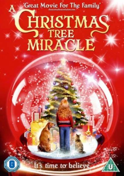 A Christmas Tree Miracle (DVD)