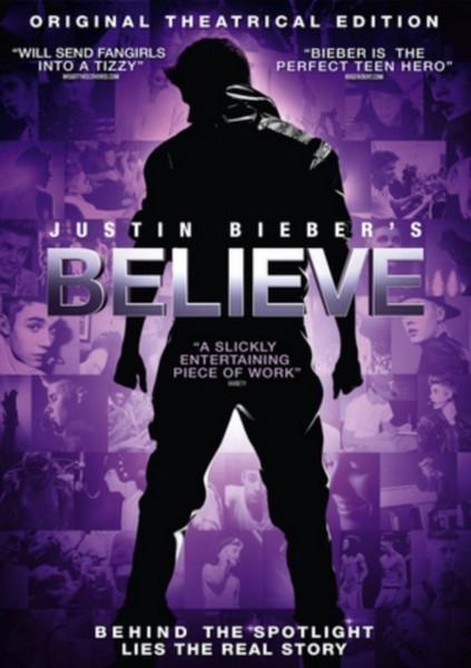 Justin Bieber - Belive (DVD)