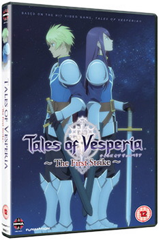 Tales Of Vesperia - The First Strike (DVD)