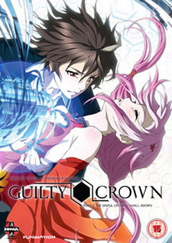 Guilty Crown Series 1 Part 1 (Eps 01-11) (DVD)