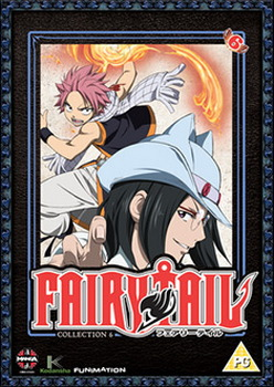 Fairy Tail Part 6 (Episodes 61-72) (DVD)