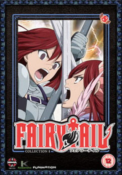 Fairy Tail: Part 8 (Episodes 85-96) (DVD)