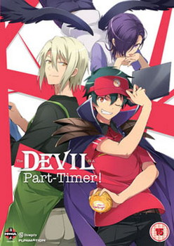 The Devil Is A Part-Timer: Complete Collection (DVD)