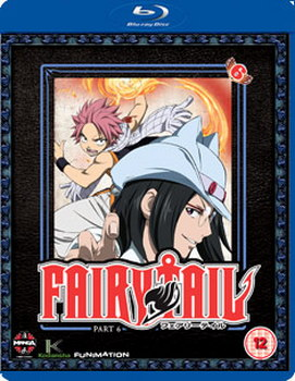 Fairy Tail Part 6 (Episodes 61-72) (Blu-ray)