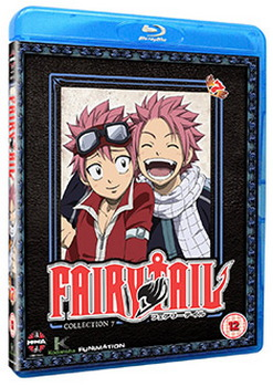 Fairy Tail Part 7 (Episodes 73-84) (Blu-ray)