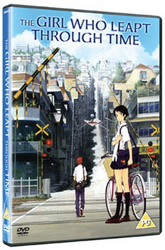 Girl Who Lept Through Time (DVD)