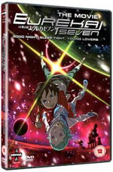 Eureka Seven: The Movie (DVD)