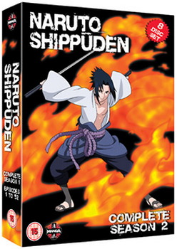 Naruto Shippuden - Complete Season 2 (DVD)