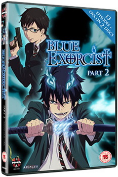 Blue Exorcist Part 2 (DVD)
