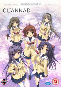 Clannad - Complete Series Collection (DVD)