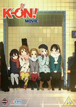 K-On! The Movie (DVD)