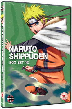 Naruto Shippuden Box 12 (Episodes 137-148) (DVD)