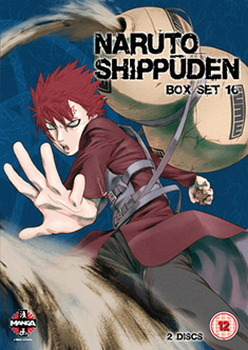 Naruto Shippuden Box 16 (Episodes 193-205) (DVD)