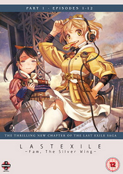 Last Exile - Fam  The Silver Wing - Part 1 (DVD)