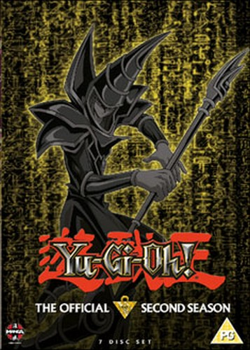 Yu-Gi-Oh! The Official Second Season (Episodes 50-97) (DVD)