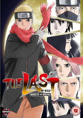 The Last Naruto Movie (DVD)